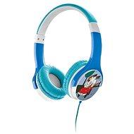 Gogen MAXISLECHY B Blue-White - Headphones