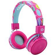 Bezdrátová sluchátka Gogen HBTM 32P růžová