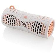 Gogen BS 115 STREET G bílo-růžový - Bluetooth reproduktor
