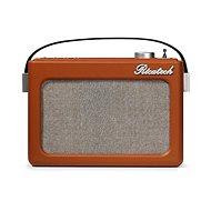 Ricatech PR78 Emmeline Cognac Brown - Přenosné rádio