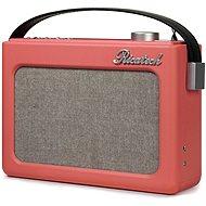 Ricatech PR78 Emmeline Salmon Pink - Přenosné rádio