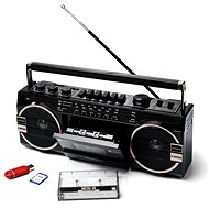 Ricatech PR1980 Ghettoblaster - Přenosné rádio