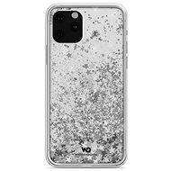 White Diamonds Sparkle Case pro iPhone 11 Pro - stříbrné hvězdy - Kryt na mobil