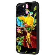 White Diamonds Jungle Case pro iPhone 11 Pro - papoušek - Kryt na mobil