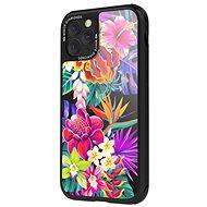 White Diamonds Jungle pro Apple iPhone 11 Pro – květiny