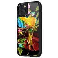 White Diamonds Jungle pro Apple iPhone 11 Pro Max – papoušek - Kryt na mobil