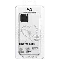 White Diamonds Eternity pro iPhone 11 Pro - průhledný