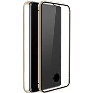 White Diamonds 360° Glass Case pro Samsung Galaxy S20 - zlaté - Kryt na mobil