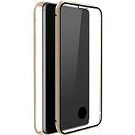 White Diamonds 360° Glass Case pro Samsung Galaxy S20 Ultra - zlaté - Kryt na mobil