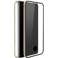 White Diamonds 360° Glass Case pro Samsung Galaxy A71 - zlaté - Kryt na mobil