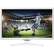 "24"" LG 24MT49VW bílý - Monitor s TV tunerem"