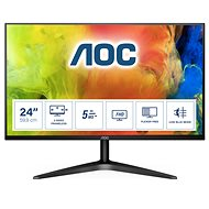 "24"" AOC 24B1H - LCD monitor"