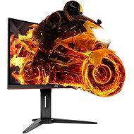 "24"" AOC C24G1 - LCD monitor"