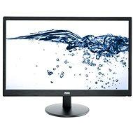"""24"""" AOC e2470swda - LCD monitor"""