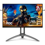 "27"" AOC AG273QZ - LCD Monitor"