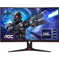 "27"" AOC C27G2ZE/BK Gaming - LCD monitor"