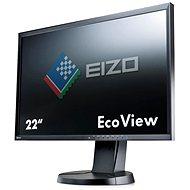 "22"" EIZO FlexScan EV2216WFS3-BK - LCD monitor"
