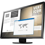 "24"" EIZO FlexScan EV2430-BK - LCD monitor"