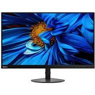 "23.8"" Lenovo ThinkVision S24e-10 černý - LCD monitor"