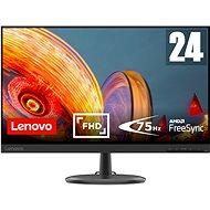 "23.8"" Lenovo C24-25 černý - LCD monitor"