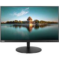 "23.8"" Lenovo ThinkVision P24q černý - LCD monitor"