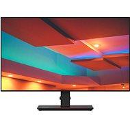 "27"" Lenovo ThinkVision P27q-20 černý - LCD monitor"