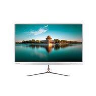 """27"""" Lenovo L27q-10 stříbrný - LCD monitor"""