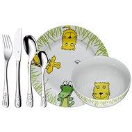 WMF 1280029964 set Safari 6ks - Dětská jídelní sada