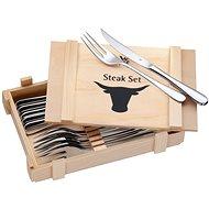 WMF Sada steakových příborů 12ks 12.8023.9990 - Sada příborů