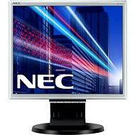 """17"""" NEC MultiSync E171M stříbrno-černý - LCD monitor"""