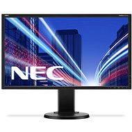 "22"" NEC MultiSync LED E223W černý - LCD monitor"