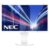 "23"" NEC MultiSync LED EA234WMi bílo-stříbrný - LCD monitor"