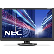 "24"" NEC AccuSync AS242W černý - LCD monitor"