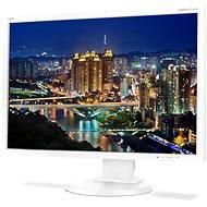 """24"""" NEC MultiSync E245WMi bílý - LCD monitor"""