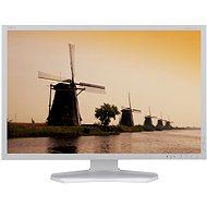 """24"""" NEC MultiSync LED P242W stříbrný - LCD monitor"""