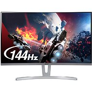 """27"""" Acer ED273Awidpx silver - LED monitor"""