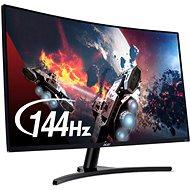 "31.5"" Acer ED322QRPbmiipx prohnutý - LCD monitor"