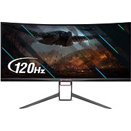 "34"" Acer X34P Predator - LCD monitor"