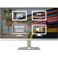 "23.8"" HP 24fw s reproduktorem - LCD monitor"