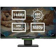 """24.5"""" HP 25x - LCD monitor"""