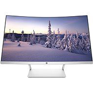 "27"" HP 27 Curved Display - LCD monitor"