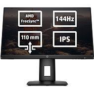 "24"" HP X24ih - LCD monitor"