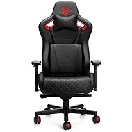 OMEN by HP Citadel Gaming Chair Black/Red - Gaming Chair