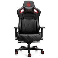 OMEN by HP Citadel Gaming Chair černá/červená - Herní židle