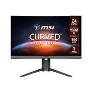 """23.6"""" MSI Optix G24C6P  - LCD monitor"""