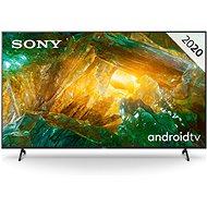 65'' Sony Bravia LED KD-65XH8096  - Televize