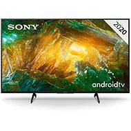 75'' Sony Bravia LED KD-75XH8096  - Televize