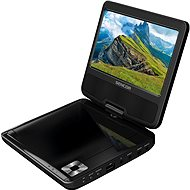 """7"""" Sencor SPV 2722 černý - Přenosný DVD přehrávač"""