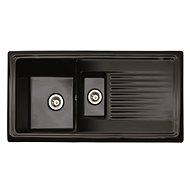 REGINOX Classic 1010.10 Black - Keramický dřez
