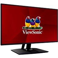 """24"""" ViewSonic VP2468 černo-stříbrný - LCD monitor"""